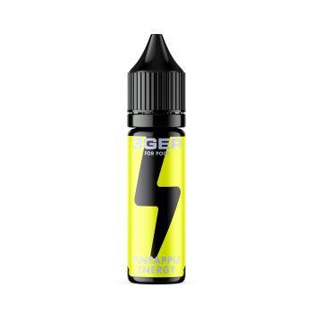 Жидкость для электронных сигарет 3Ger Salt Pineapple Energy 35 мг 15 мл