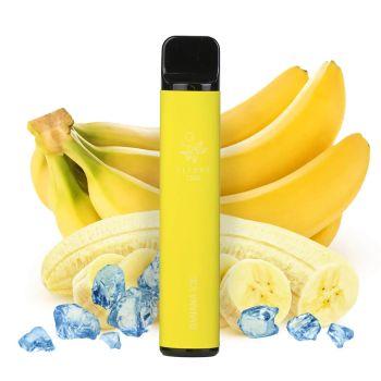 Одноразовая Pod система Elf Bar 1500 Банан с холодком 50 мг 850 мАч (0040)
