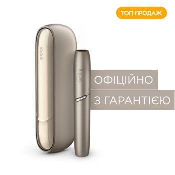 IQOS 3 DUO Золотой