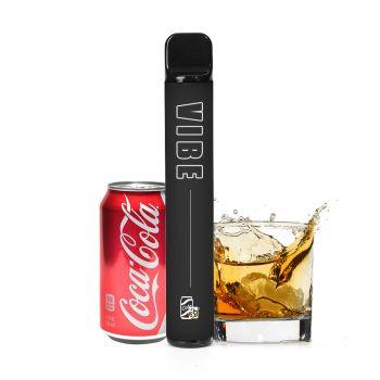 Одноразовая Pod система Vibe 1200 Виски с Колой 20 мг 650 мАч